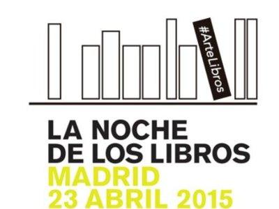 Llega, un año más, la Noche de los Libros a Madrid