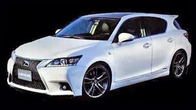 Lexus CT 200h 2014, lavado de cara a la vuelta de la esquina