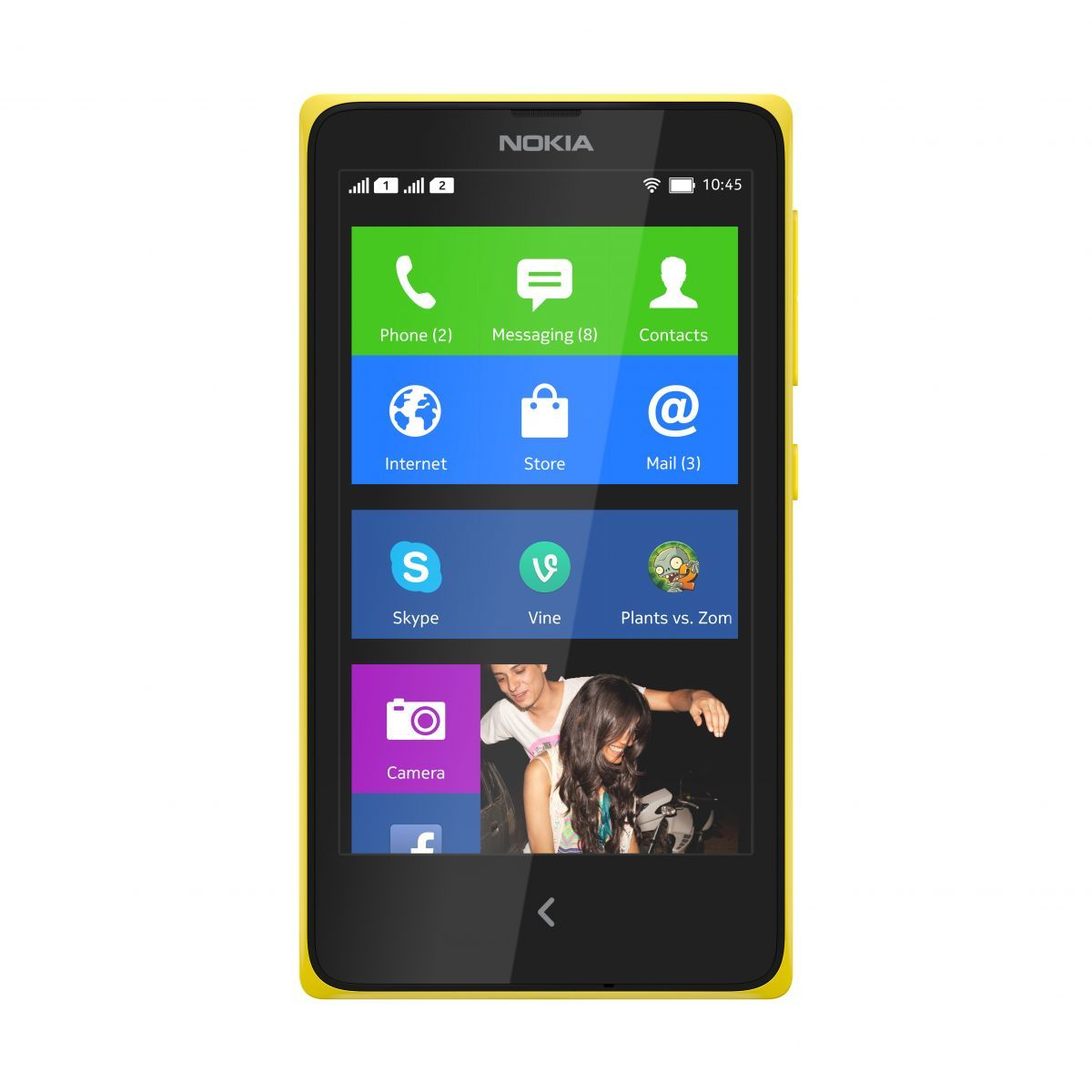 Foto de Nokia X Familia (8/15)