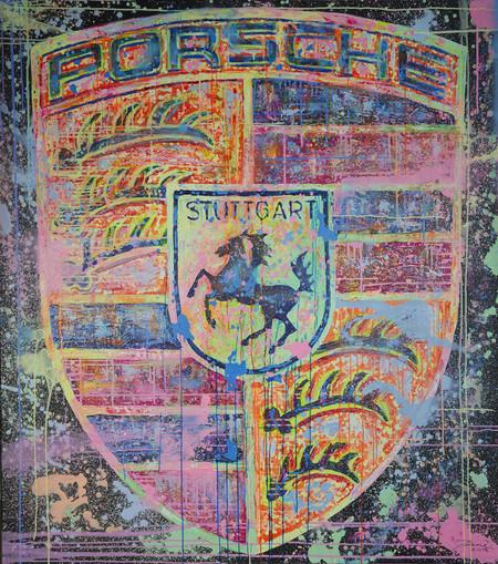 René Mäkelä logotipo Porsche