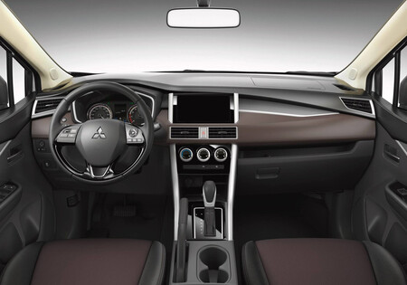 Mitsubishi Xpander 2022 Precio Mexico 8