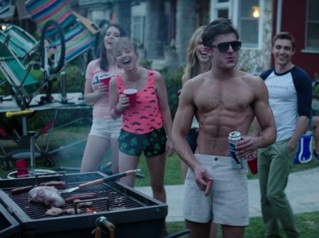 'Los vigilantes de la playa': Zac Efron lucirá sus abdominales en la adaptación al cine