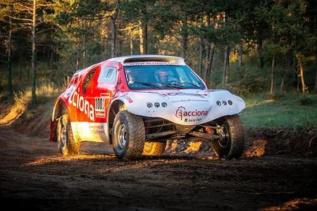 Acciona 100% EcoPowered: al Dakar con un coche eléctrico