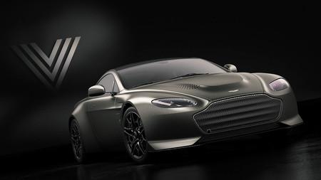 Aston Martin Vantage V600 con cambio manual y 600 CV, porque todavía quedaban 14 unidades del V12 Vantage S por vender