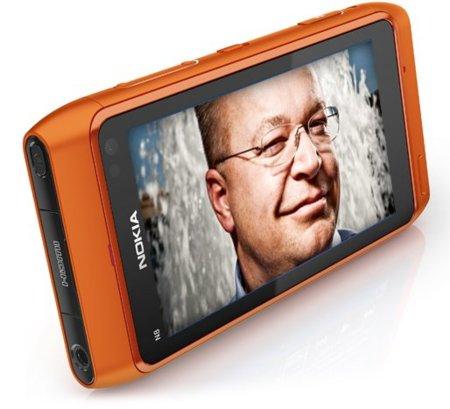 Nokia Stephen Elop