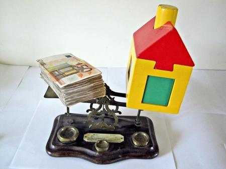 ¿Qué parte de tu renta dedicas a la hipoteca?