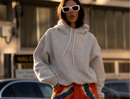 11 sudaderas con capucha de H&M con las que apuntarse a la tendencia oversize de la primavera