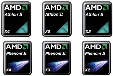 Nuevos AMD Athlon II y Phenom II, ahora a por las gamas medias y bajas