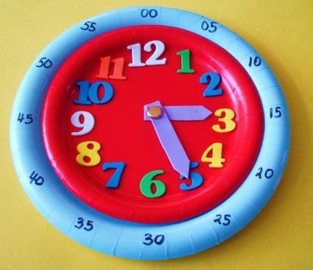 Reloj completo