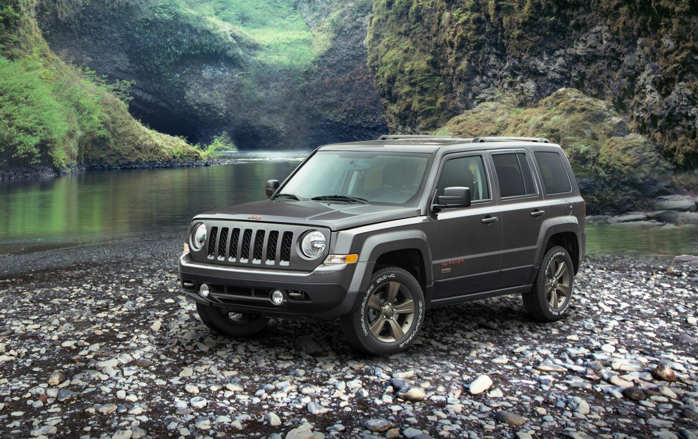 2021 Jeep Patriot Review and Release date