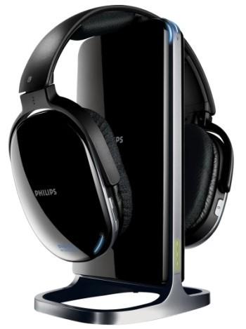[IFA 2007] Auriculares WiFi de Philips