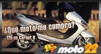 ¿Que moto me compro? Carnet B, Yamaha Majesty 125
