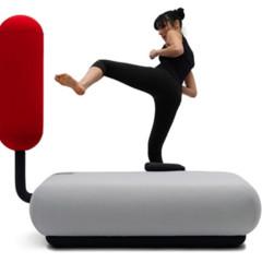 Foto 3 de 4 de la galería boxing-sofa-para-amantes-del-boxeo en Decoesfera