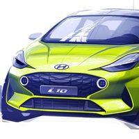 El Hyundai i10 2020 se transforma radicalmente: su nueva generación se presentará en Frankfurt