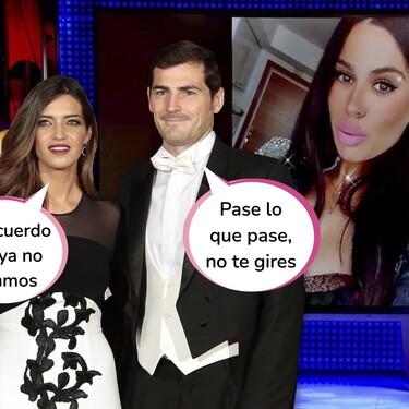 ¡Bomba! Iker Casillas le ha sido infiel a Sara Carbonero con una tal Nadia desde 2019: Estas son las pruebas que lo demuestran