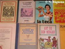 Libros de Cocina en Catalunya
