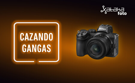 Nikon Z5, Panasonic Lumix G100, Xiaomi Mi 11i 5G y más cámaras, móviles, ópticas y accesorios en oferta en el Cazando Gangas