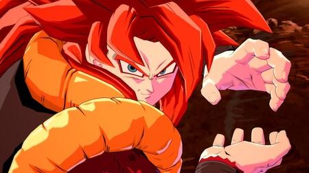 Gogeta Super Saiyan 4 (SS4): la guía definitiva. Todos los movimientos, trucos y consejos para Dragon Ball FighterZ