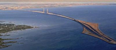 El puente de Oresund: una maravilla de la ingeniería