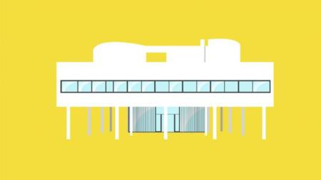 Iconic Houses, un pequeño homenaje a las obras maestras de la arquitectura moderna