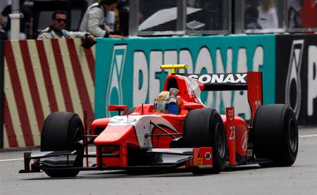 Luiz Razia y James Calado se reparten las victorias en la primera ronda de la GP2 2012