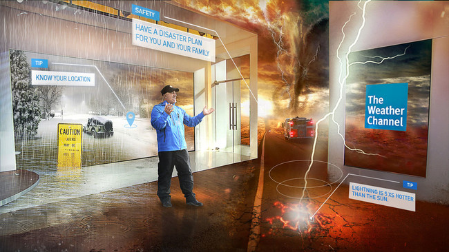Unreal Engine Blog The Weather Channel Taps The Future Group To Provide Revolutionary Mixed Reality Capabilities Weather Channel Imr1 1280x720 891d398a2eb98cbfdbc28bd4da229068acc8f397