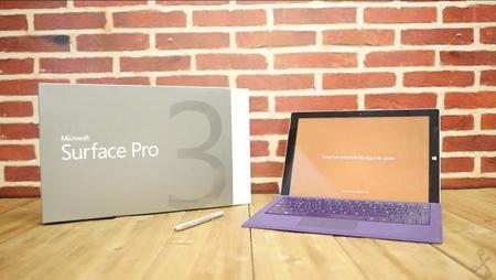 Surface Pro 3 elegido mejor portátil convertible y tercer mejor portátil en los Premios Xataka 2014