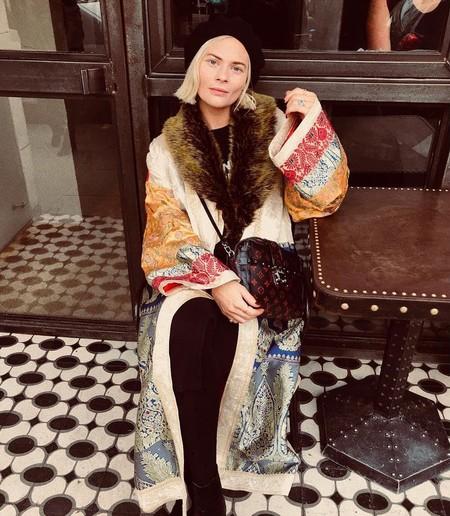Kimonos en invierno 7 versiones y distintas maneras de llevarlos