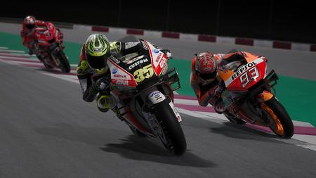 Crutchlow Marquez Motogp19 2020