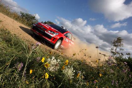 El Acrópolis, el rally más duro del Mundial WRC