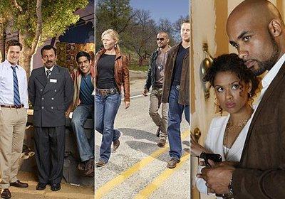 Otoño 2010: Nuevas series NBC
