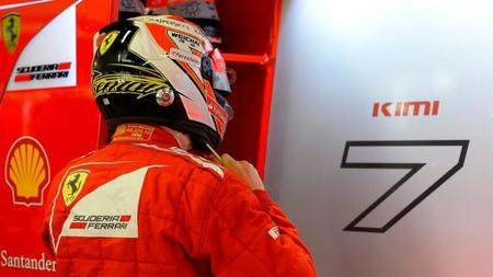 Kimi Räikkönen tendrá un nuevo chasis para el Gran Premio de Austin