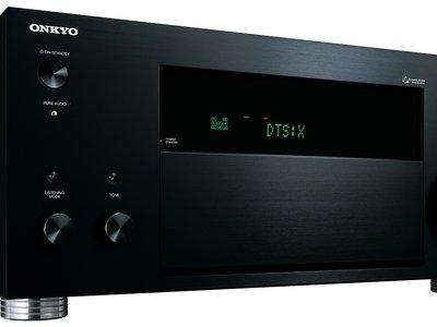 Onkyo renueva su gama media con tres nuevos receptores AV compatibles con Dolby Atmos y 4K