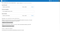 Outlook.com dejará de soportar cuentas vinculadas