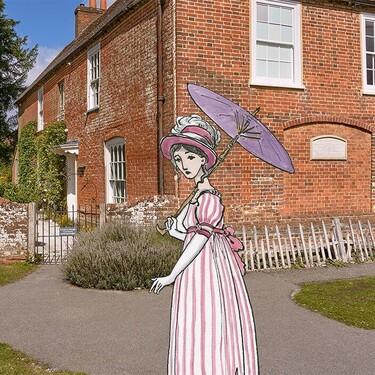 Celebramos el aniversario del nacimiento de Jane Austen con una visita guiada por su casa sin movernos de la nuestra