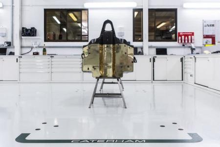 Caterham F1 Team ¿Primera en desaparecer?