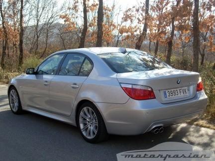 Prueba: BMW 535d (parte 3)
