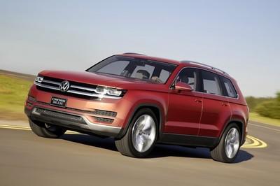 Volkswagen CrossBlue Concept saldrá a la venta en 2016 en Estados Unidos