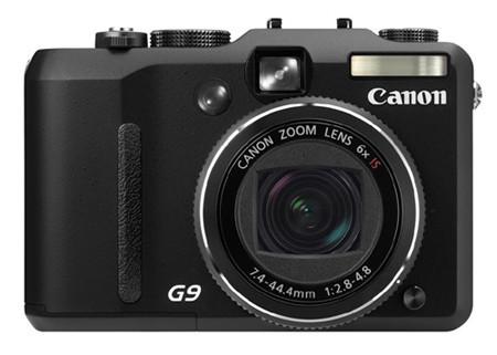 Canon Powershot G9, analizada