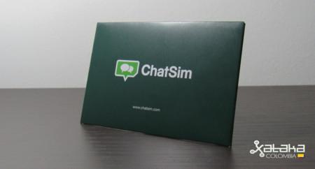 Review ChatSim, la sim-card que te permite chatear en todo el mundo gratis