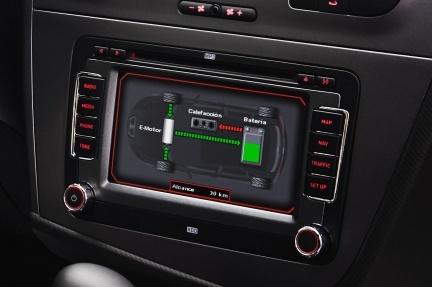 SEAT León Twin Drive Ecomotive