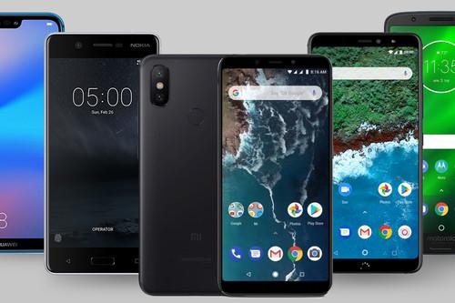 Xiaomi Mi A2, comparativa: así queda frente a Nokia 6.1, BQ Aquaris X2, Moto G6 y resto de gama media