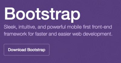 Recursos para Bootstrap