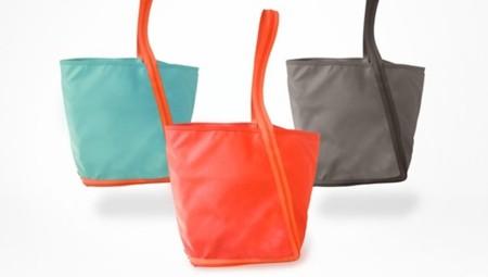 Una bolsa con estilo para merendolas campestres