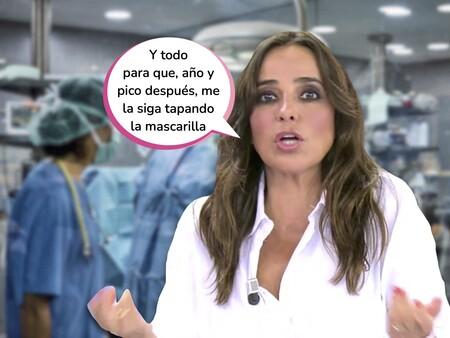 Todos los retoquitos de Carmen Alcayde: este es el dineral que le cobró el cirujano de la reina Letizia por su nueva nariz