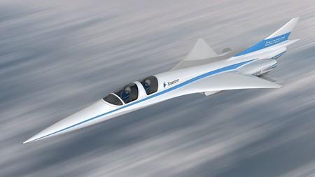 Baby Boom, el avión supersónico que busca reemplazar al Concorde iniciará pruebas en 2017