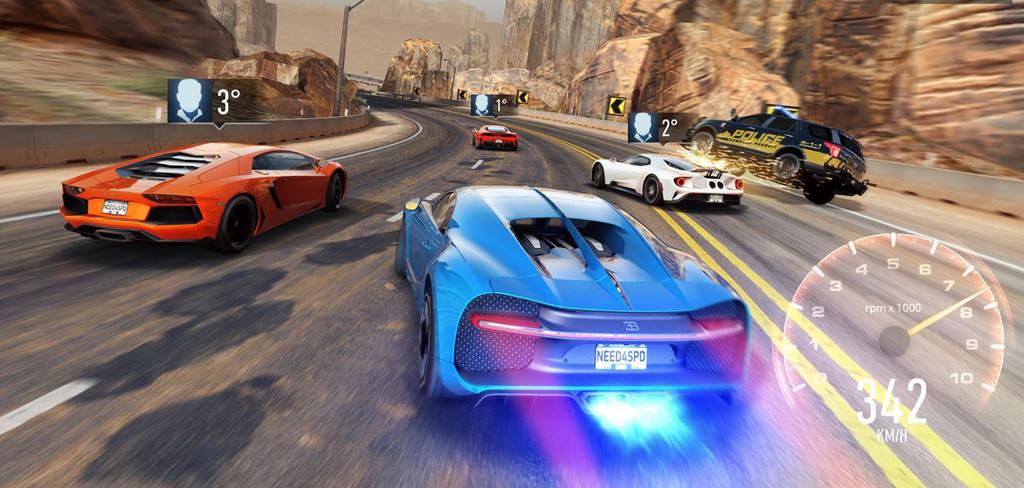 La saga Need for Speed cumple 25 años: estos aire los juegos que puedes descubrir en Google® Play