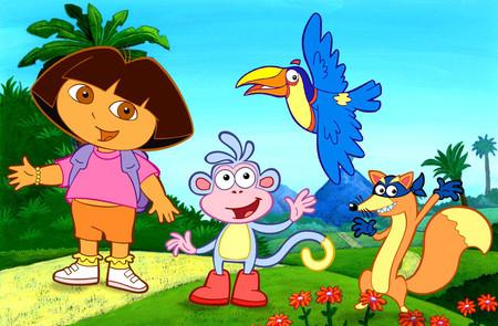 'Dora la exploradora' tendrá película de acción real, ¡producida por Michael Bay!