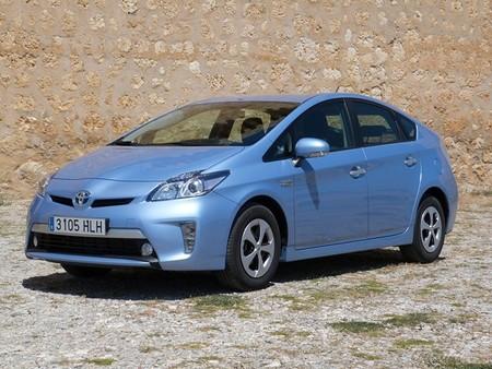 Toyota Prius 2012 frontal