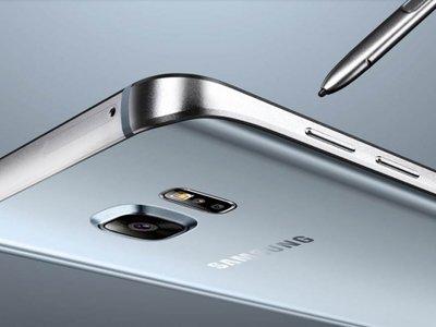 El brillo irregular de la pantalla del Note 8 habría descartado el lector de huellas